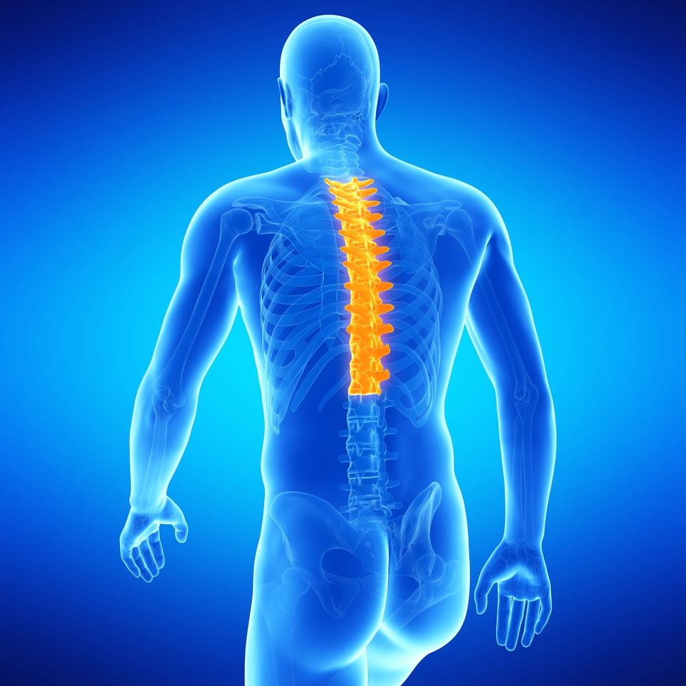 Воспаление в шейно грудном остеохондрозе